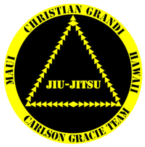 Maui Brazilian Jiu Jitsu Lahaina Maui Hawaii Logo